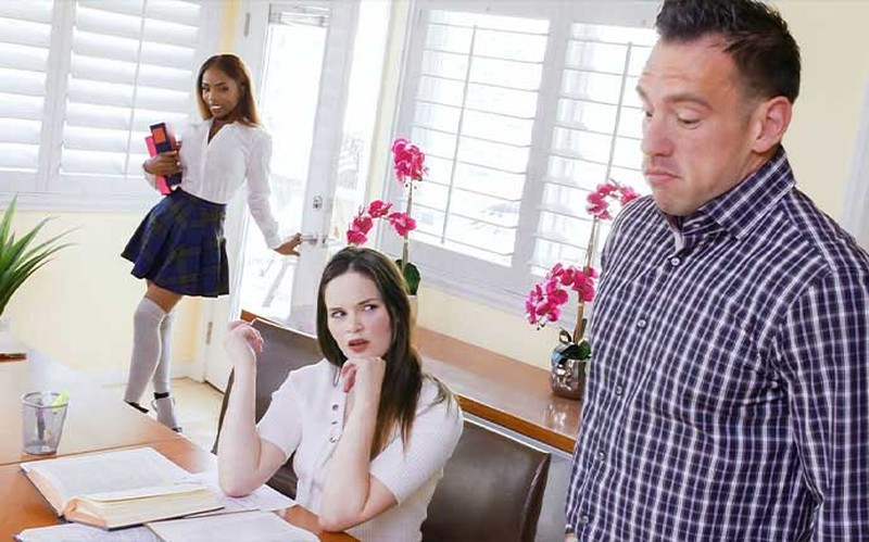 Jenna Ross, Sarah Banks - Valley Girl Vengeance [FullHD 1080P]