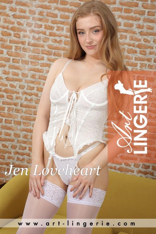 Jen Loveheart - 9975 - 23 October 2021